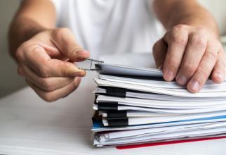 Schimbarea documentelor a fost amânată din cauza stării de alertă