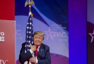 Reprezintă un risc, a declarat Trump