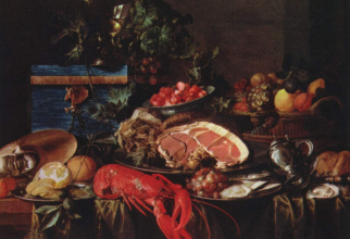 ÎN antichitate mâncarea era foarte diferită de ceea ce mâncăm noi azi