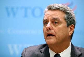 Roberto Azevedo, directorul general al Organizaţiei Mondiale a Comerţului (OMC)