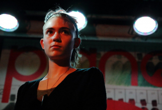 Claire Boucher aka. Grimes