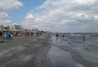 Românii iau cu asalt litoralul
