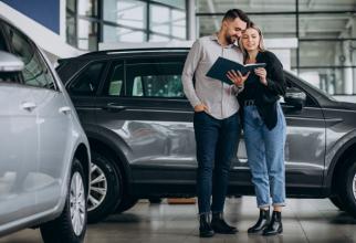 Vânzările auto pe piaţa chineză au CRESCUT