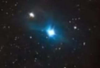 Oamenii de știință observă o planetă bebelușă care se naște într-o galaxie îndepărtată, este uimitor.