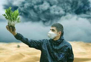 Zilnic mor sute de mii de oameni din cauza poluării
