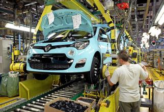 Renault face concedieri masive și anunță o vastă restructurare