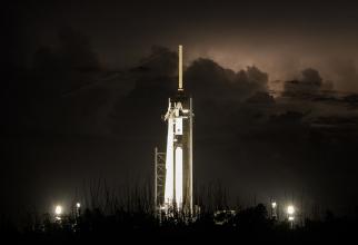 SpeceX și NASA, la a doua tentativă de a lansa prima rachetă cu echipaj uman