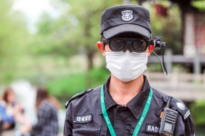 Ochelarii T1, dezvolta'id e compania chineză Rokid