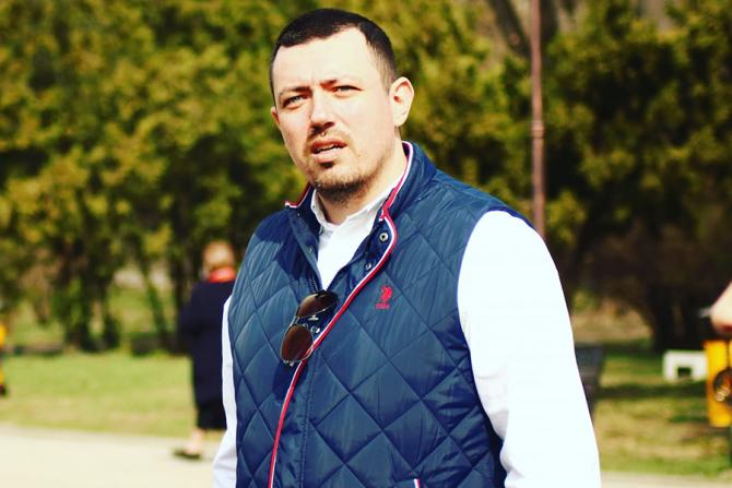 Alexandru-Hazem Kansou, noul director STB