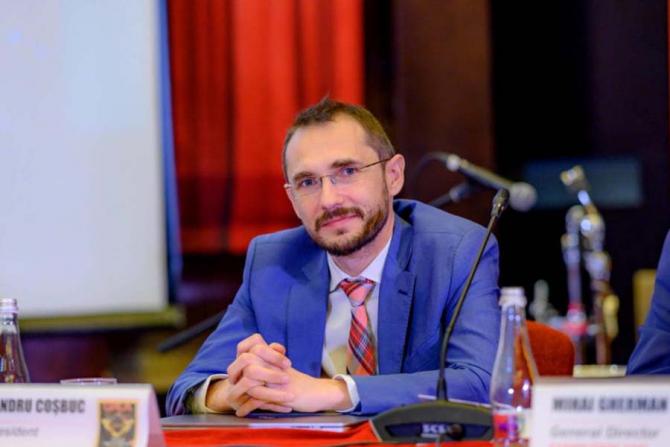 Alexandru Coșbuc-Ionescu, Vicepreședinte, Șef al Diviziei Comerciale SIMAVI