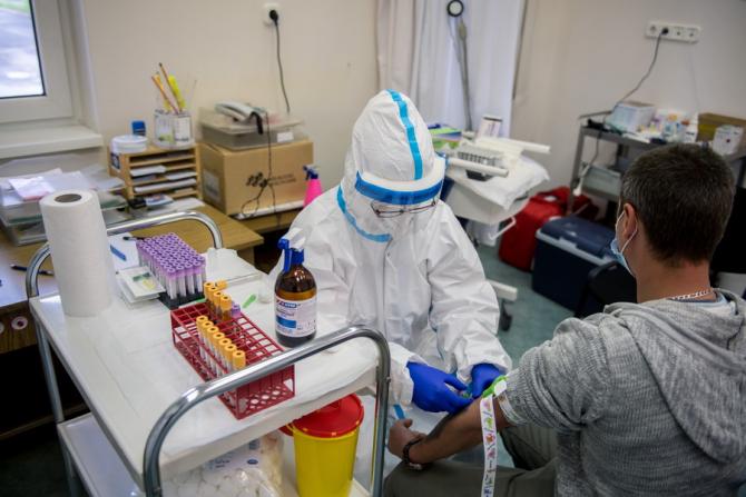 China îngrijorată de evoluția imbolnăvirilor