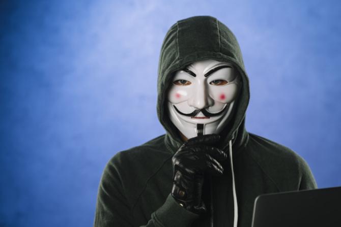 Organizația Anonymous a reapărut după mai mulți ani de tăcere