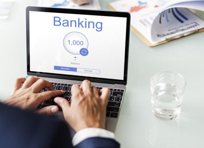Un cont bancar poate fi deschis și de acasă