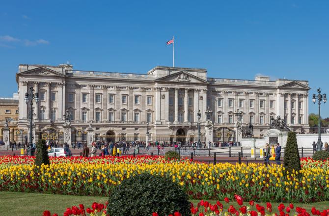 Din cauza pandemiei de COVID-19, Palatul Buckingham va tăia anul acesta 380 de locuri de muncă temporare