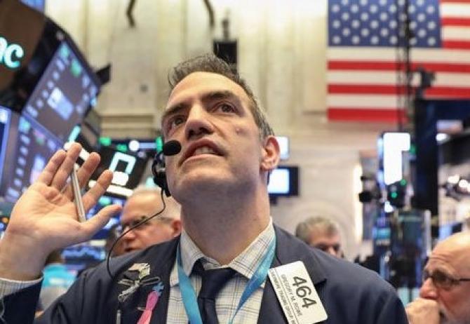A fost prima zi în care traderii au revenit în sălile de tranzacționare