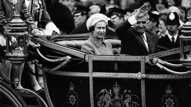 Regina Elisabeta a mers odată la măsuri extreme pentru a evita un oaspete controversat