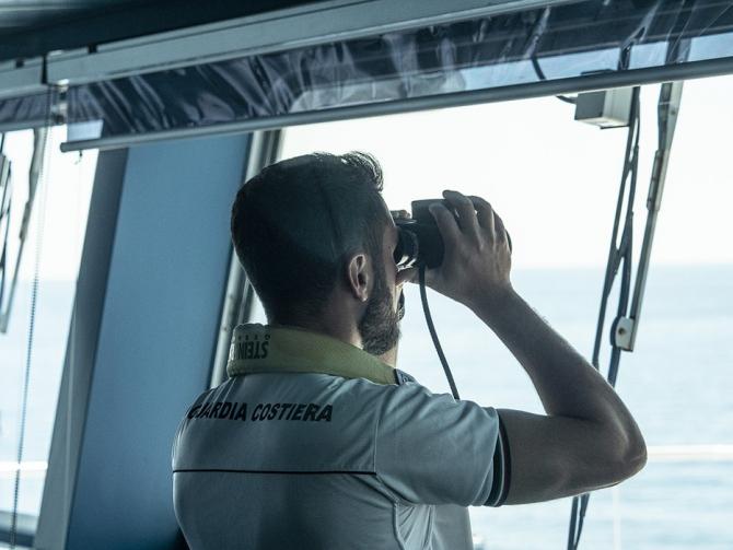 Paza de coastă din Mediterana