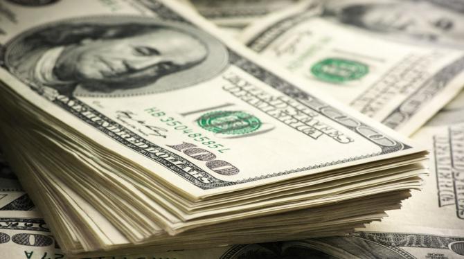 Ținta este, de fapt, valuta americană