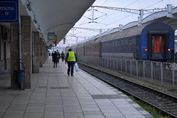 Gara de Nord din Timișoara