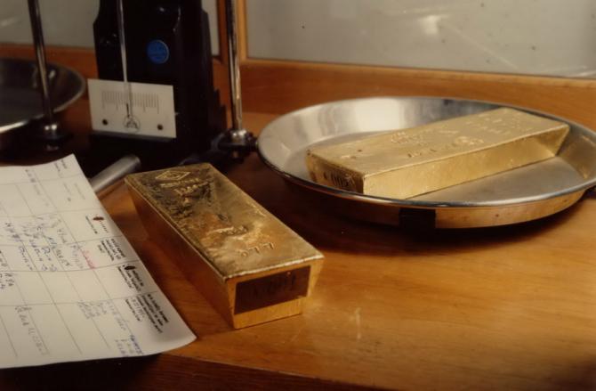 Prețul aurului în România a avut o creștere spectaculoasă