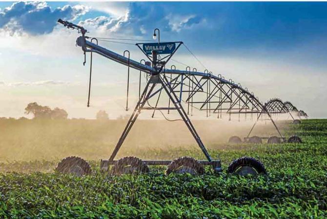 Irigațiile sunt esențiale pentru agricultură
