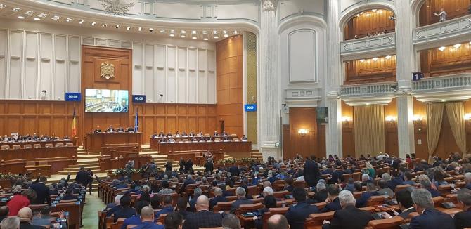 Parlamentul a adoptat forma modificată a Hotărârii de Guvern