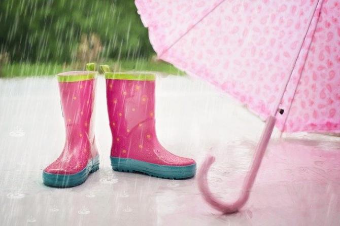 Vânt, ploaie și temperaturi coborâte