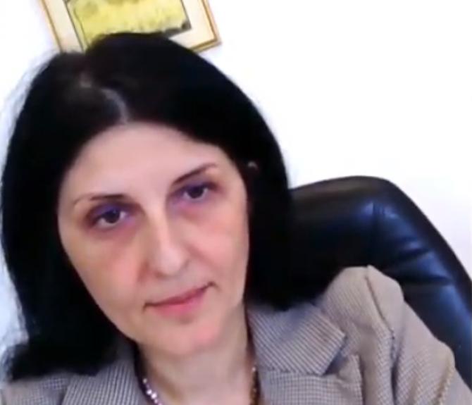Ramona Ivan, Director Direcția Relații cu Instituții Naționale și Internaționale CEC Bank