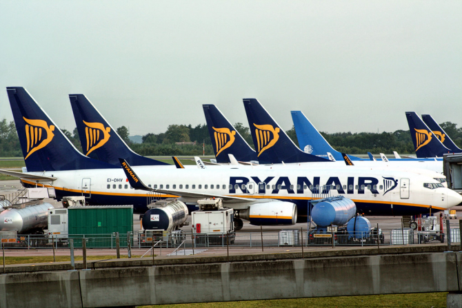 Ryanair primește o gură de oxigen