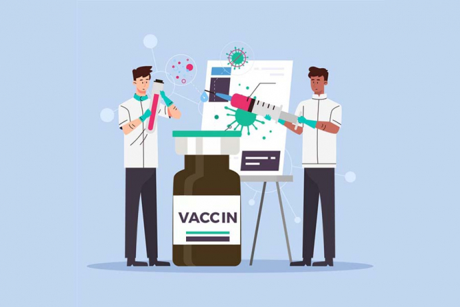 Companiile farmaceutice din lumea întreabă sunt angajate în efortul de a obține un vaccin împotriva SARS-CoV-2