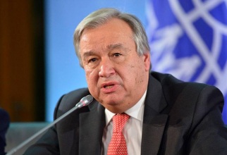 Antonio Guterres (ONU): Aş vrea să le cer tuturor liderilor politici să aleagă calea energiei curate