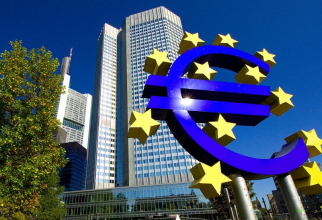 BCE menține dobânda de referință la nivelul istoric de 0 procente