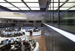 Bursa de la Frankfurt