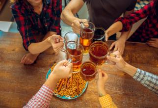 Clienţii pub-urilor din Anglia vor trebui să îşi dezvăluie numele înainte de a comanda o halbă de bere