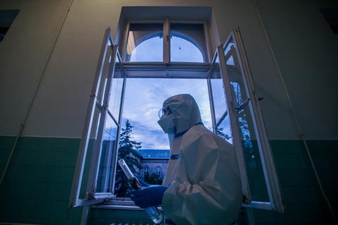 Răspândirea gripei depinde de temperatură și umiditate / Foto: MTI