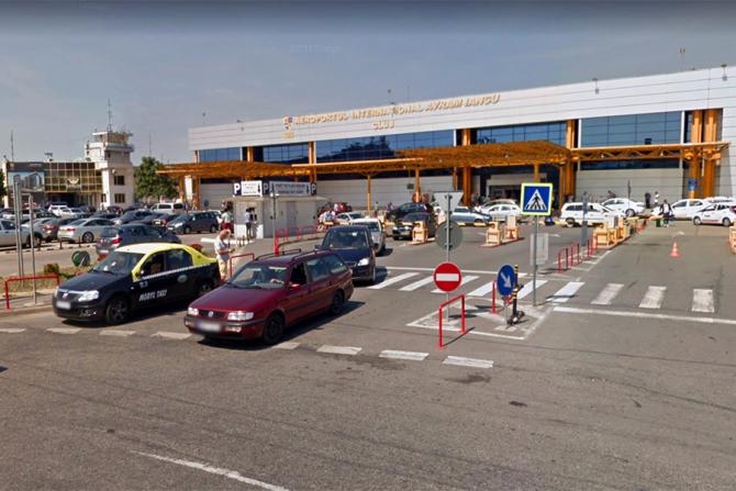 Aeroportul din Cluj-Napoca