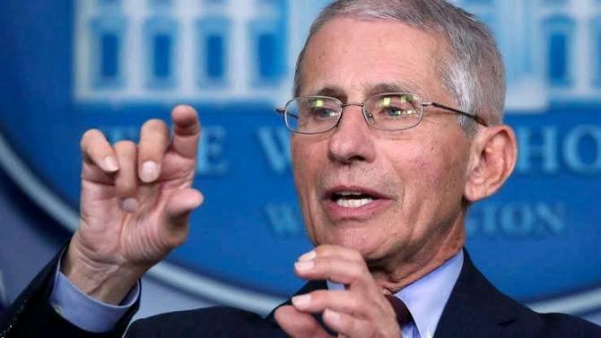 Anthony Fauci: Situaţia epidemiei de coronavirus din SUA 'chiar nu e bună'