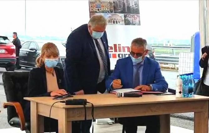 Contractul are o valoare de aproape 69 milioane euro