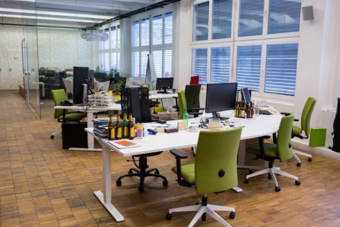 Clădirile de birouri pot fi focare de infecție pentru o altă temută boală