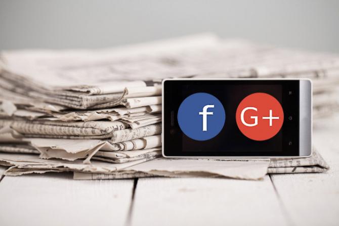 Giganții internetului nu vor să impartă nimic cu presa