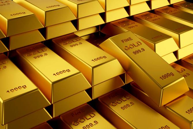 Elveţia a exportat 126,6 tone de aur, în valoare de aproximativ şapte miliarde de dolari