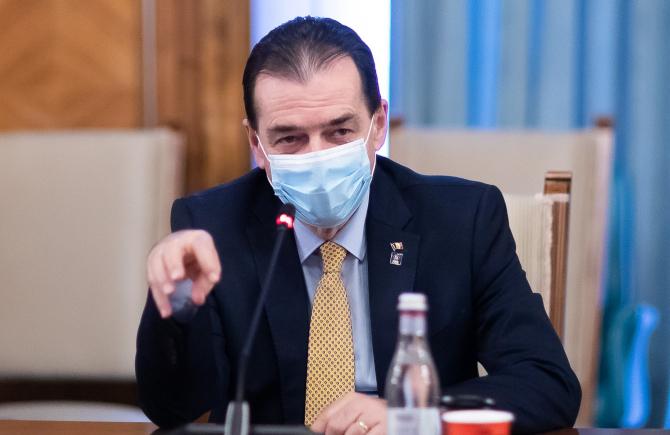 Orban, despre relaxarea restricțiilor: Ar putea fi permise manifestaţiile