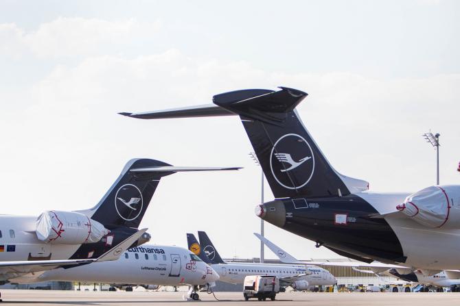 Lufthansa trebuie să concedieze masiv