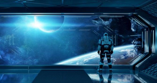 Locuințe pentru astronauți