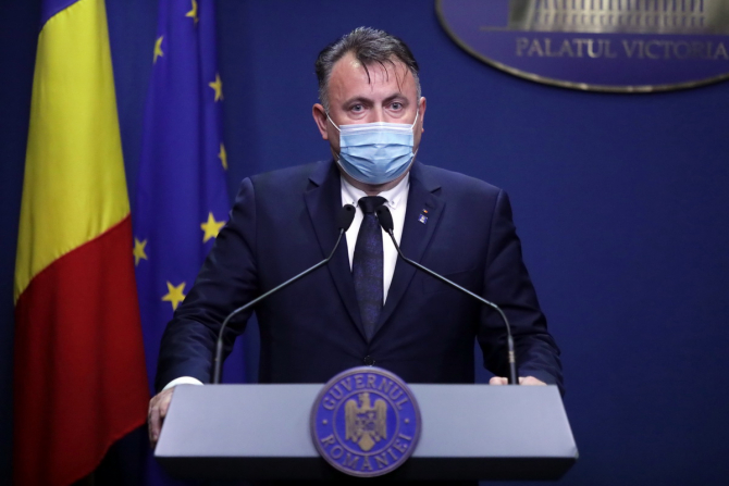 Nelu Tătaru, ministrul Sănătății