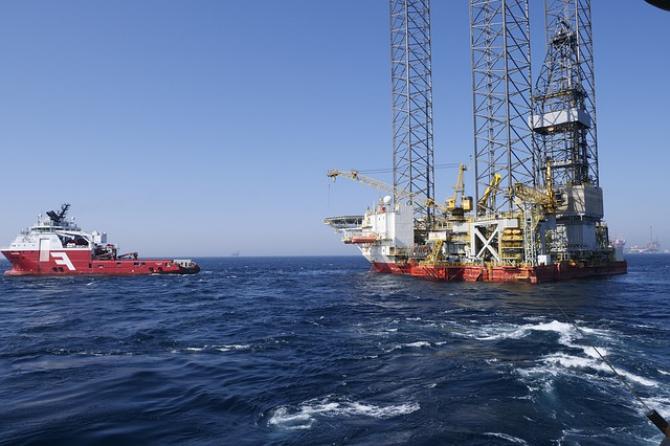 Gazele naturale vor fi scoase din Marea Neagră în 2021