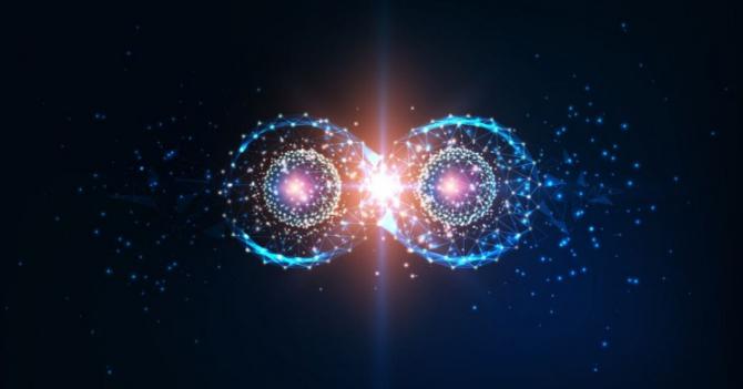 Perechi de particule aflate în inseparabilitatea cuantică