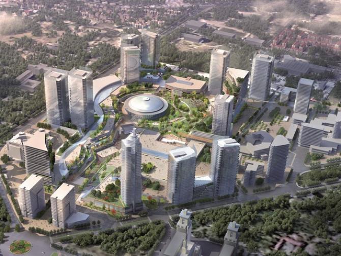 Camera de Comerț și Industrie vrea să transforme zona într-un hub de afaceri
