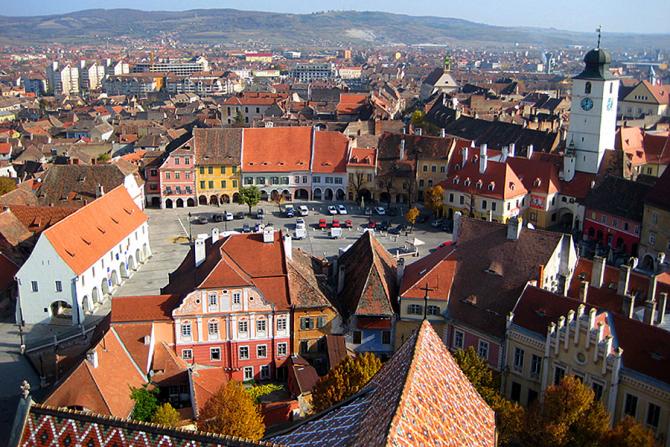 Sibiul este recomandat și de revista Forbes
