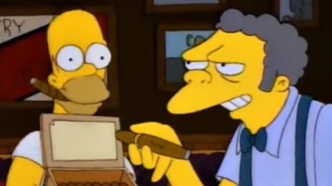 """Producătorii celebrului serial de desene animate """"The Simpsons"""""""
